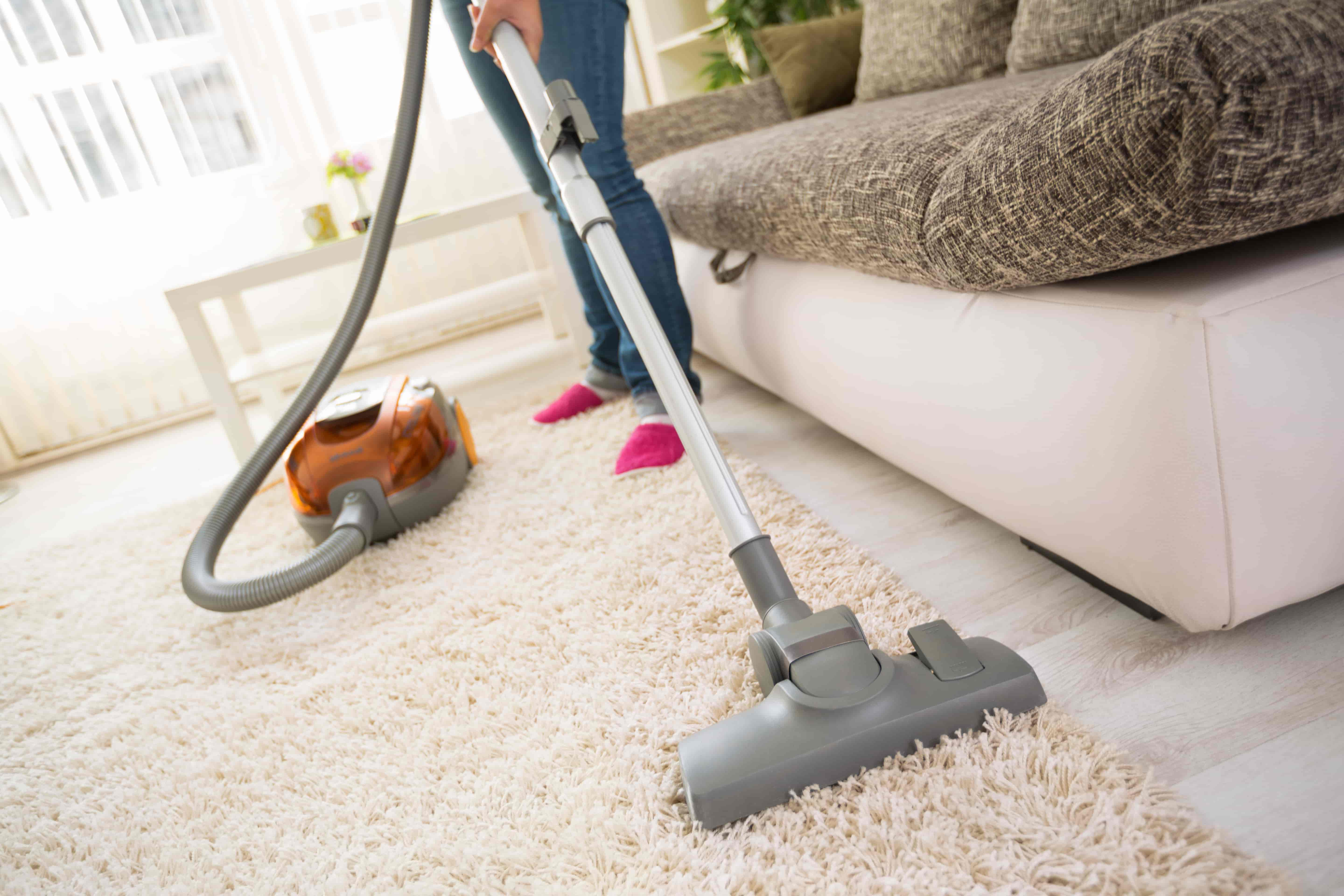 We clean the carpet at home 72